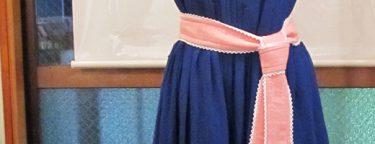 アリス衣装制作その2 -ベルト-