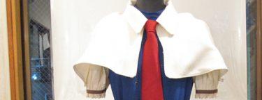 アリス衣装制作その5 -ケープ:試作-