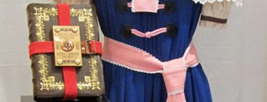 アリス衣装制作その8 -グリモワール-