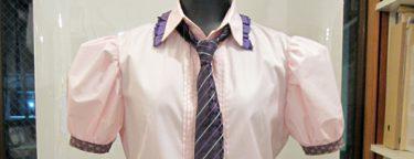 はたて 衣装制作その2 -ブラウス&ネクタイ-