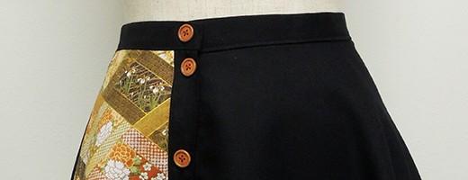 【コスプレ】射命丸 衣装制作その2 -スカート & ネクタイ-