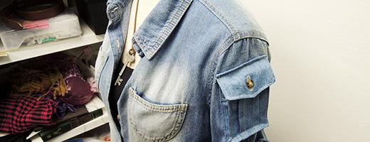 【コスプレ】河城にとり 衣装制作その1 -ワンピース-